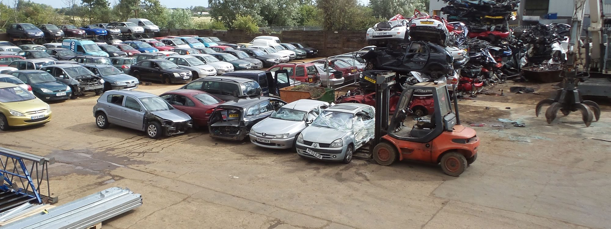 Have a scrap car? - Vehicle transport and recovery across Cornwall ...